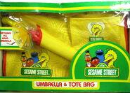 Tara 1991 umbrella tote bag