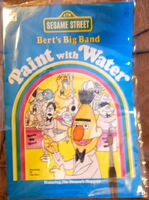 Western 1976 paint with water bert's big band