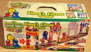 Elmos circus game 1