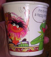 Hallmark 1978 birthday party set cup napkin plate 3