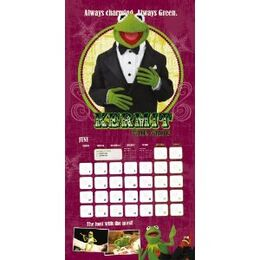 The Muppets Official Calendar 2013 4