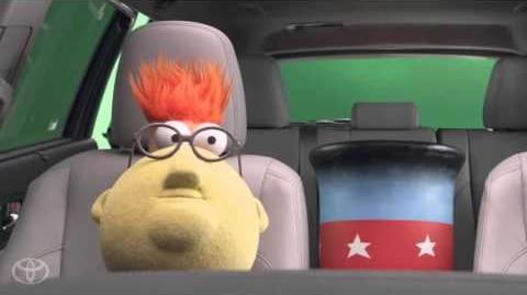 Toyota Blooper Honeydew and Beaker
