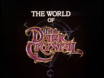 The World of the Dark Crystal (documentary)