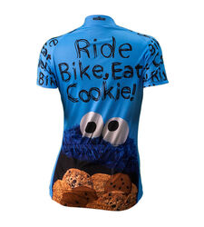 Brainstorm jersey cookie womens back