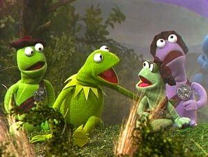 Frogs Muppet Wiki FANDOM powered by Wikia