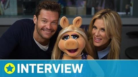 On Air with Ryan Seacrest 2014 Joan Rivers Feud