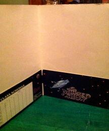Stuart hall 1978 pigs in space folder inside
