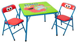 Delta children's products 2011 elmo table chairs