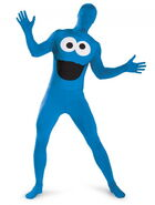 Disguise 2016 bodysuit costume cookie monster