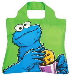 Envirosax 2012 cookie monster