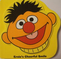 Ernie's Cheerful Smile