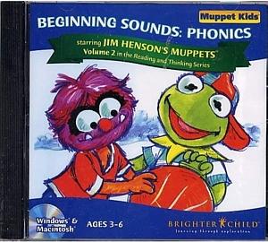 Muppetkidsbeginningphonics