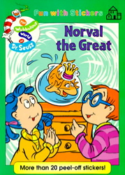 norvalthegreatsticker norvalthegreatsticker - Dr Seuss Coloring Book