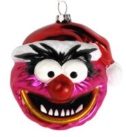 2012 christmas muppet ornament 1