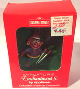 Applause christmas ornaments miniature enchantments 2