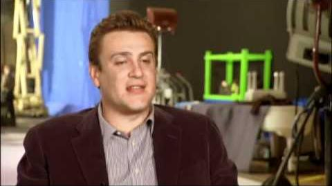 "Disney's ""The Muppets"" - Jason Segel Interview"