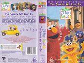 Elmo's World The Street We Live On 2005 Australian VHS