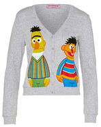 Peter alexander sesame bert and ernie button up top