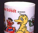 Sesame Street housewares (Japan)