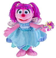 Sesame place plush abby 15