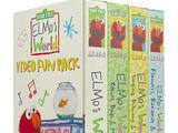 Sesame Street home video box sets
