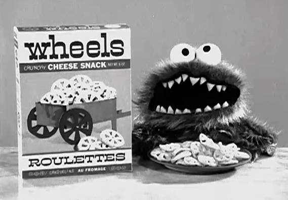 Image result for arnold the monster wheels