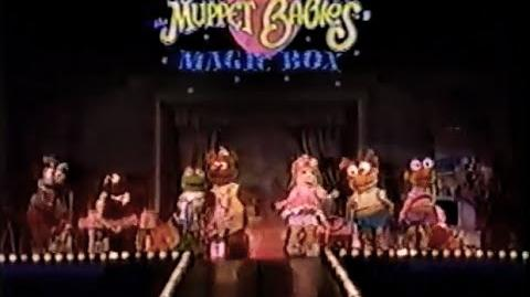 1980s Muppet Babies Live Commercial