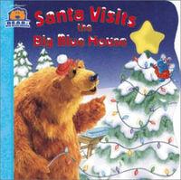 Book.Santa Visits the Big Blue House