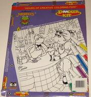 Great stuff 1991 doodler kit color poster 1