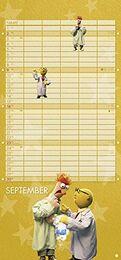 Muppets 2018 kalender September
