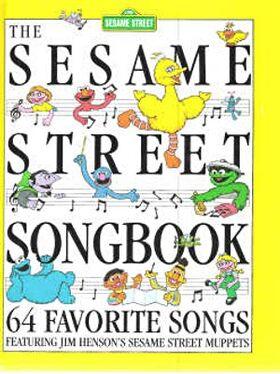 SesameStreetSongbook1992