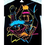 Tshirt-erniebertneon
