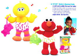 Tyco 1998 baby's musical pals