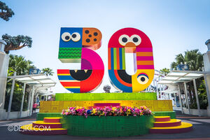 Universal studios singapore 50 years and counting celebration 1