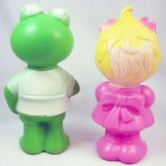 Bubble bath france muppet babies kermit piggy soaky soakies 2