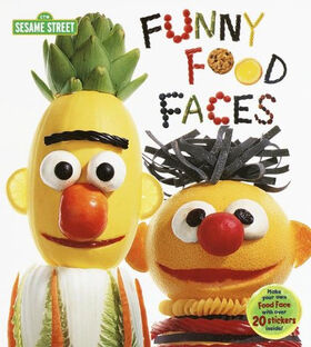 Funnyfoodfaces