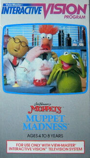 Muppet Madness (View-Master Interactive Vision)