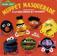 Muppet Masquerade