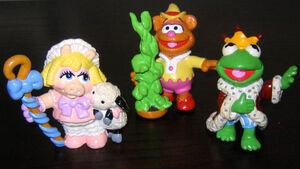 Muppet Babies Nursery PVC