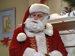 Santa.durning