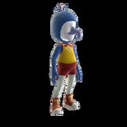 Xbox - gonzo costume
