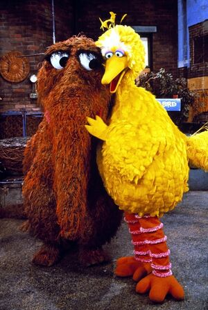 Bird and Snuffy