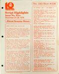 CTW Archives UMD Script Highlights Season 11-12 1336