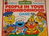 People in Your Neighborhood Game