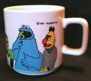 Crown lynn 1981 mug 3