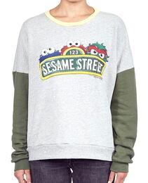 Lauren moshi delia sesame street sweatshirt