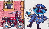 People In Your Neighborhood Match-Ups - Cop