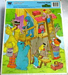 Tree house puzzle 1981