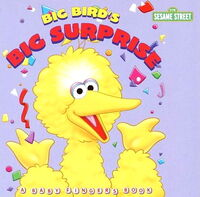 Big Bird's Big Surprise