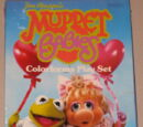 Muppet Babies Colorforms Play Set
